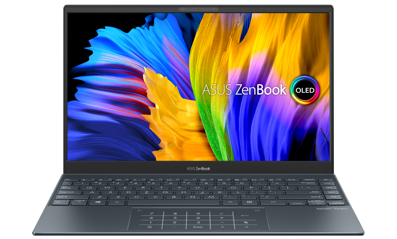 H Asus παρουσιάζει τον πιο ελαφρύ laptop με OLED οθόνη