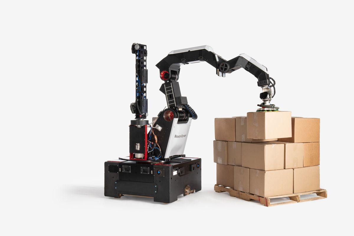 Boston Dynamics Stretch: Το Ρομπότ-αποθηκάριος