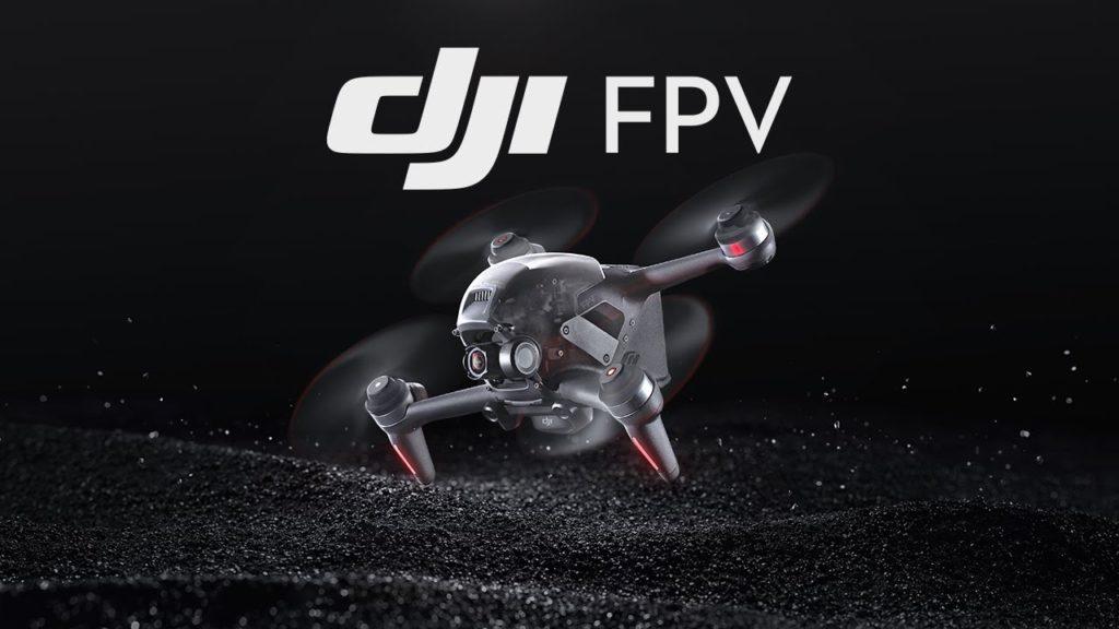 dji fpv revealed