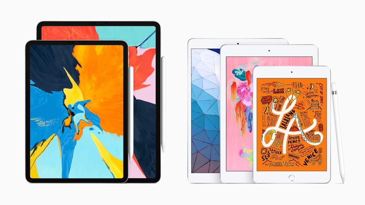 Έρχονται τα iPad με οθόνη OLED την επόμενη χρονιά;