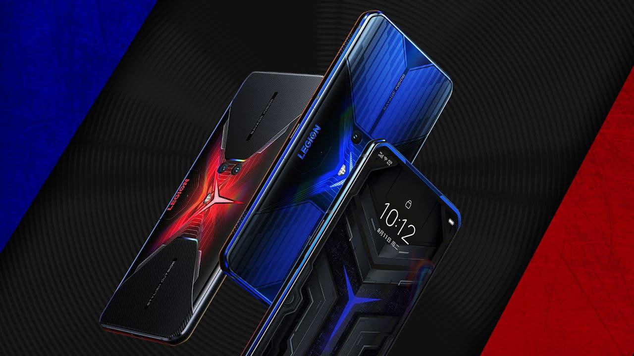 Με ισχυρό σύστημα ψύξης έρχεται το Legion Gaming Phone 2 Pro