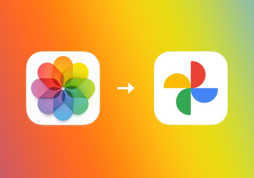 Απευθείας μεταφορά φωτογραφιών από το iCloud στο Google Photos