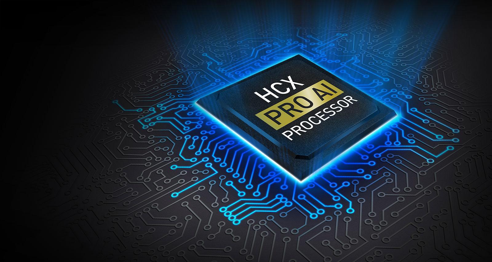 Panasonic HCX Pro AI Processor