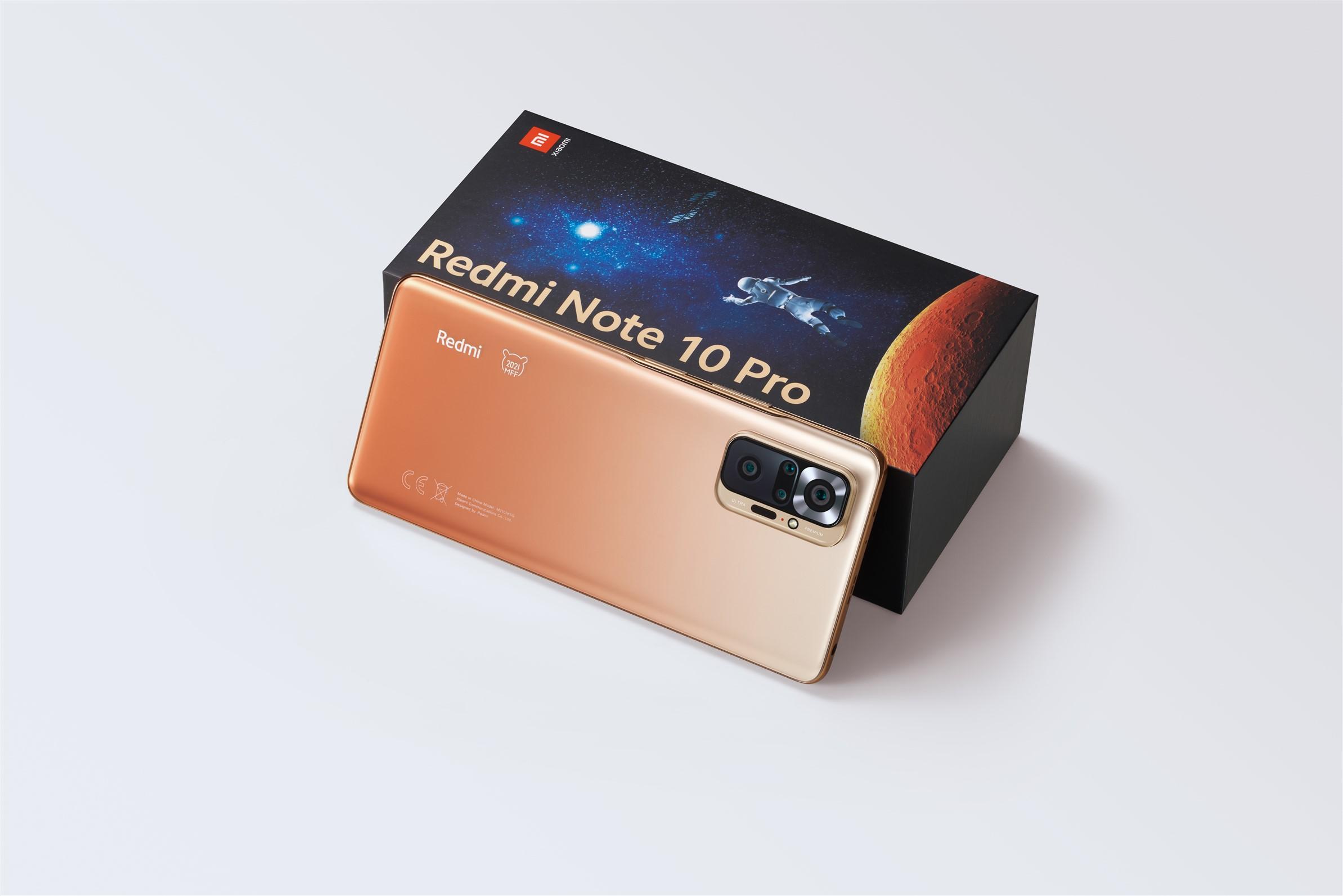 Redmi Note 10 PRO Special Edition MFF