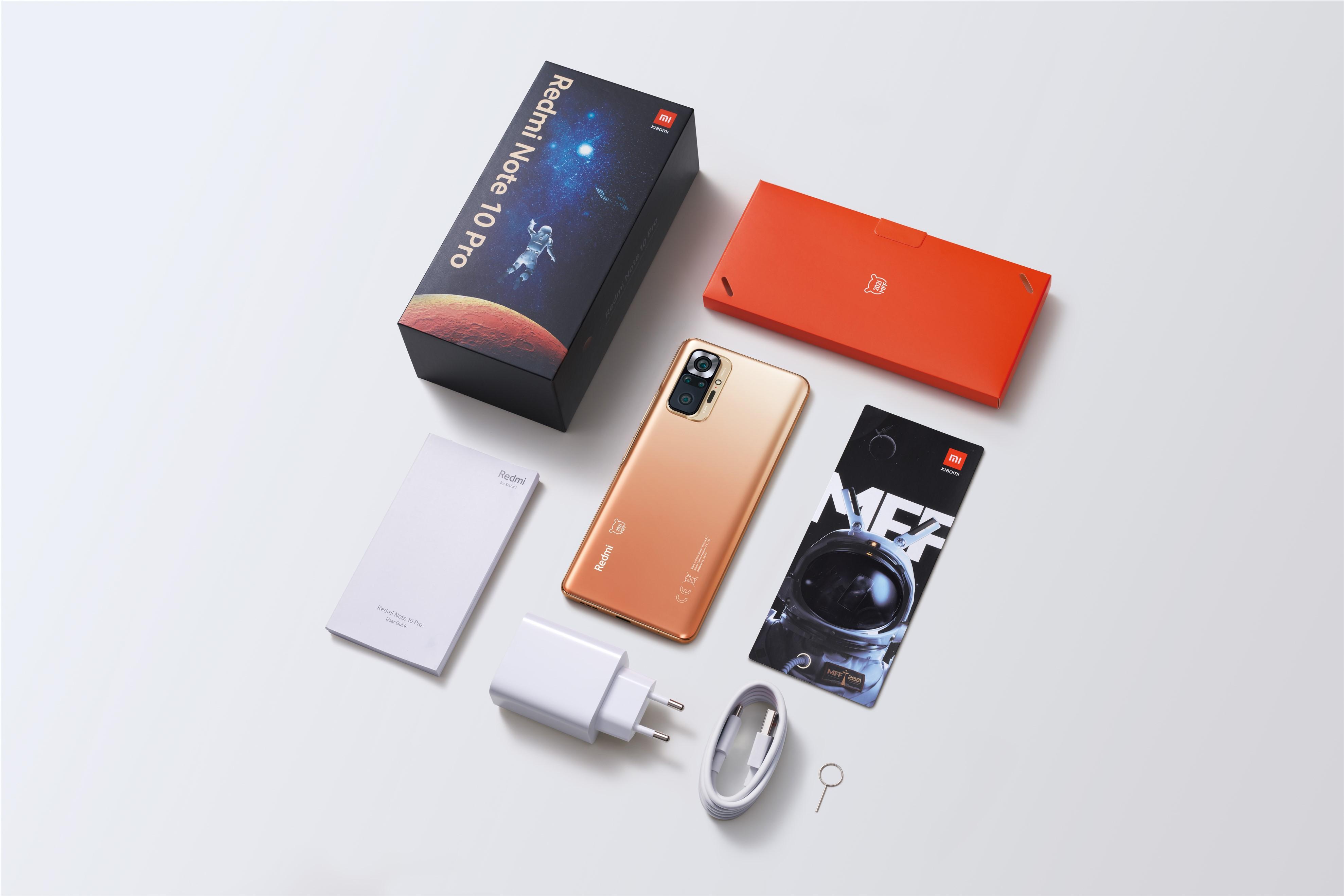 Redmi Note 10 Pro Special edition