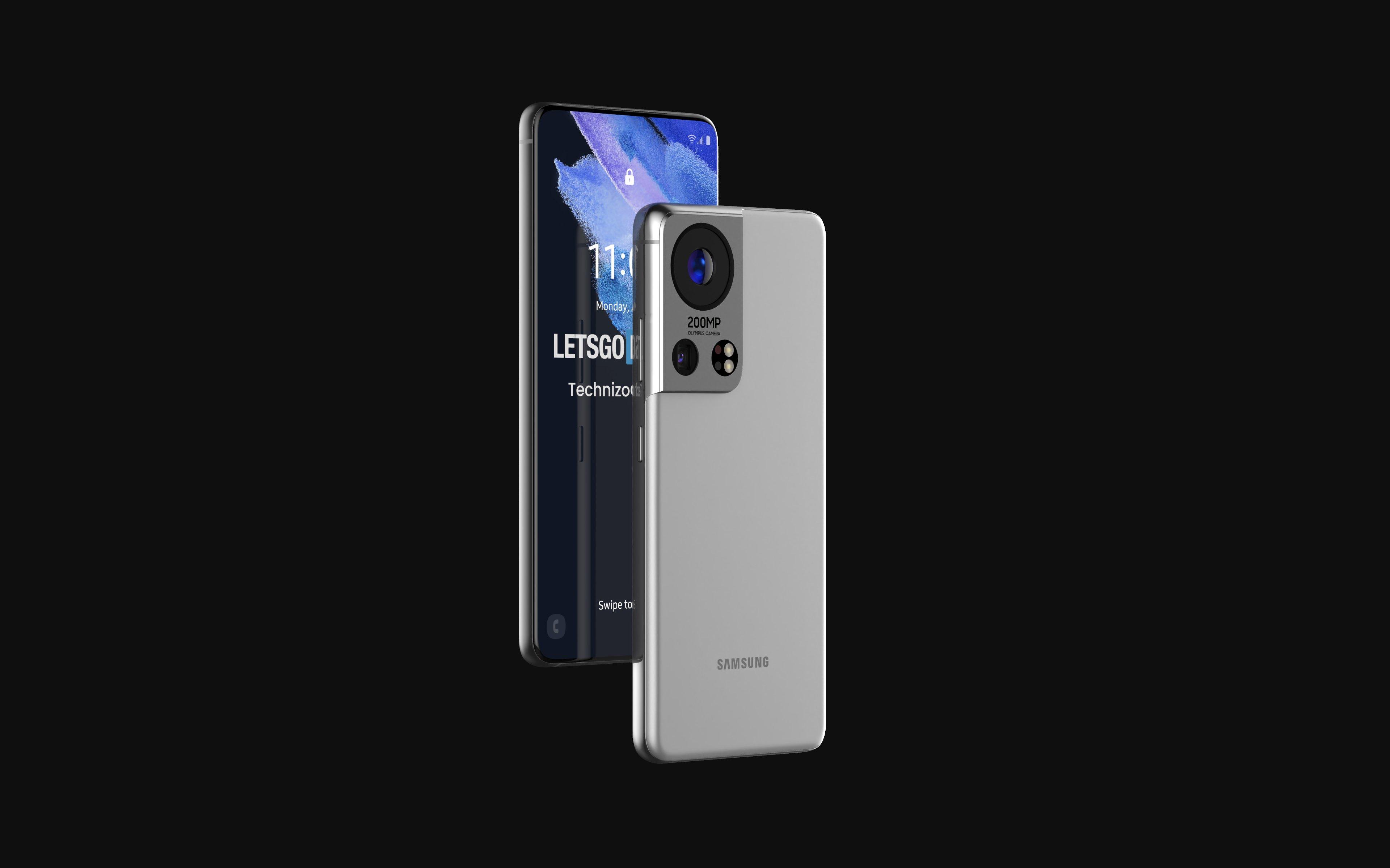Έρχεται κάμερα 200 Megapixel στο Samsung Galaxy S22 Ultra;