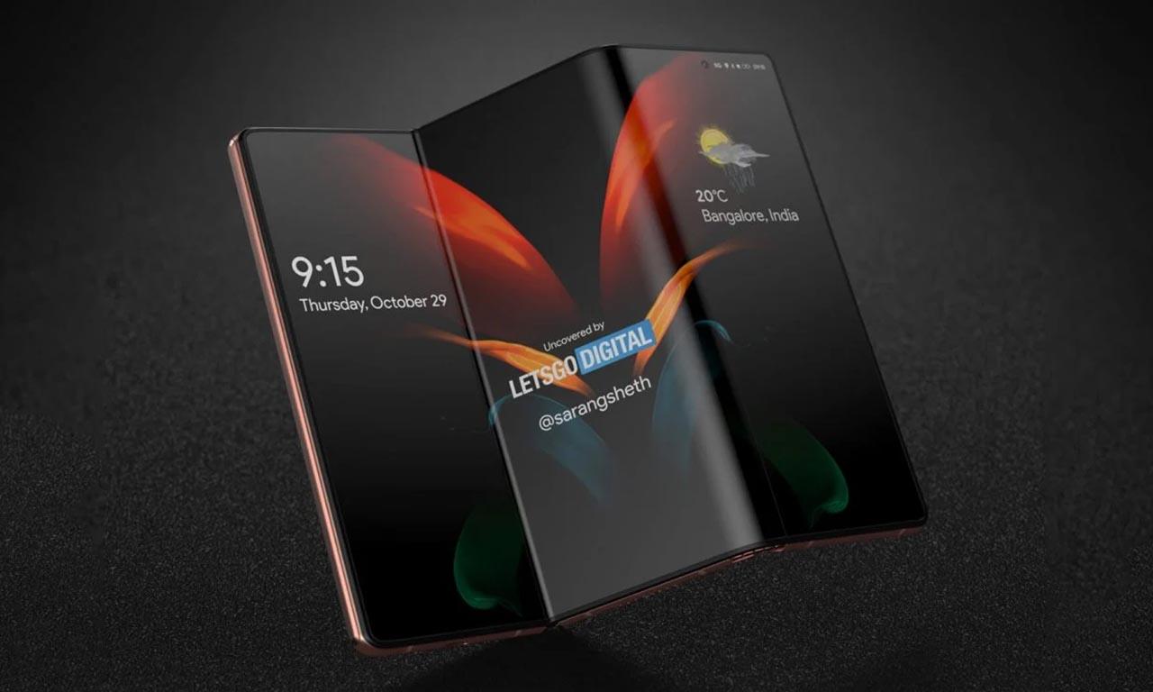 H Samsung φέρεται να ετοιμάζει και Galaxy Z Fold tablet