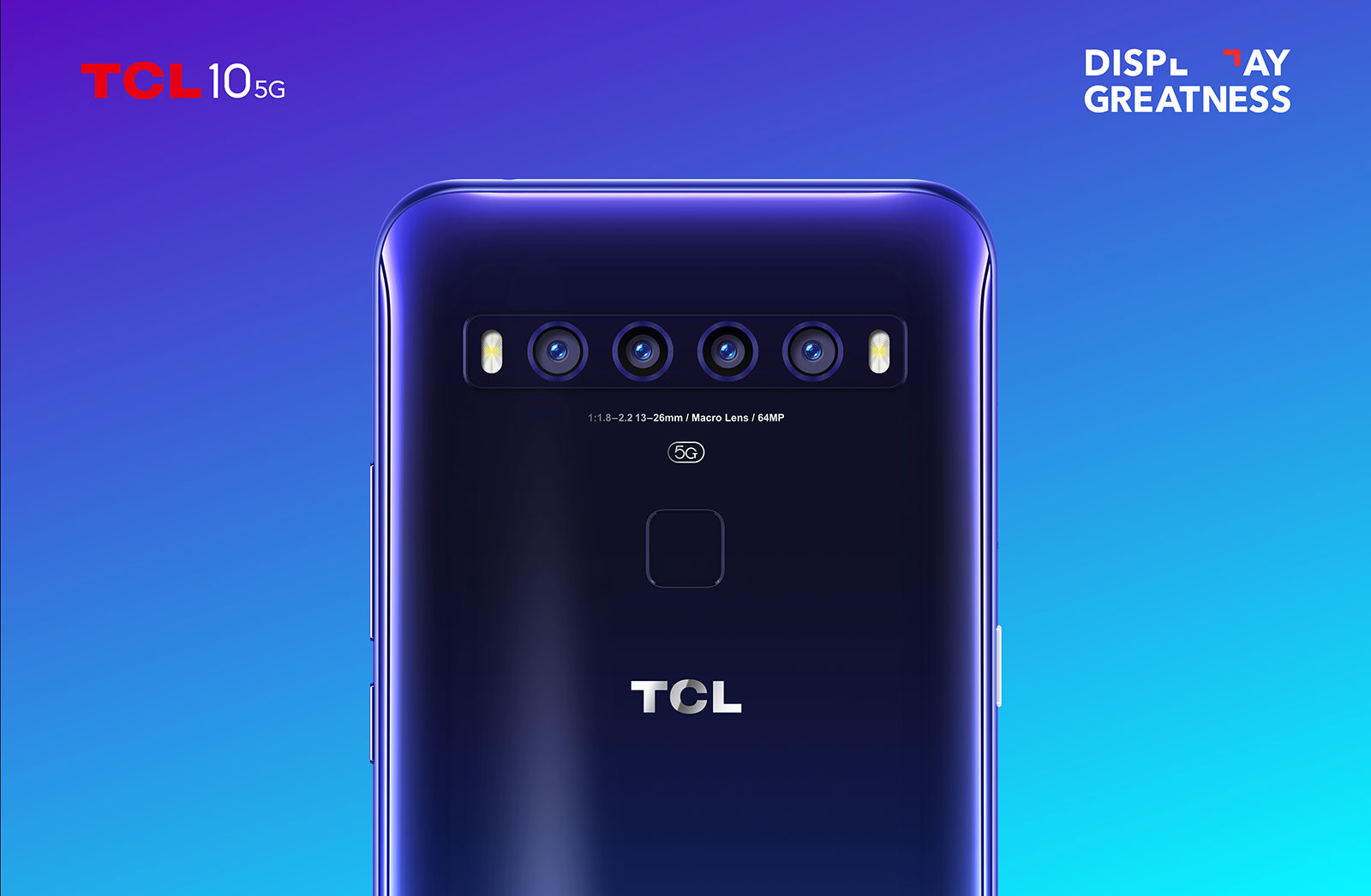 TCL 10 5G WIND revealed