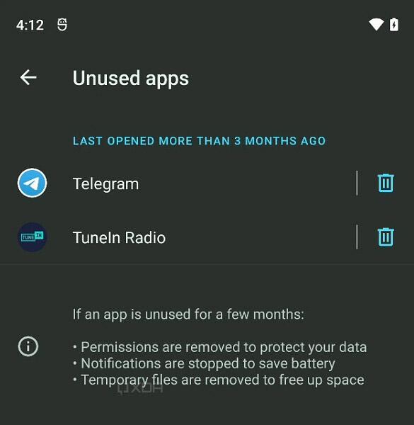 Καλύτερη διαχείριση μνήμης υπόσχεται το Android 12