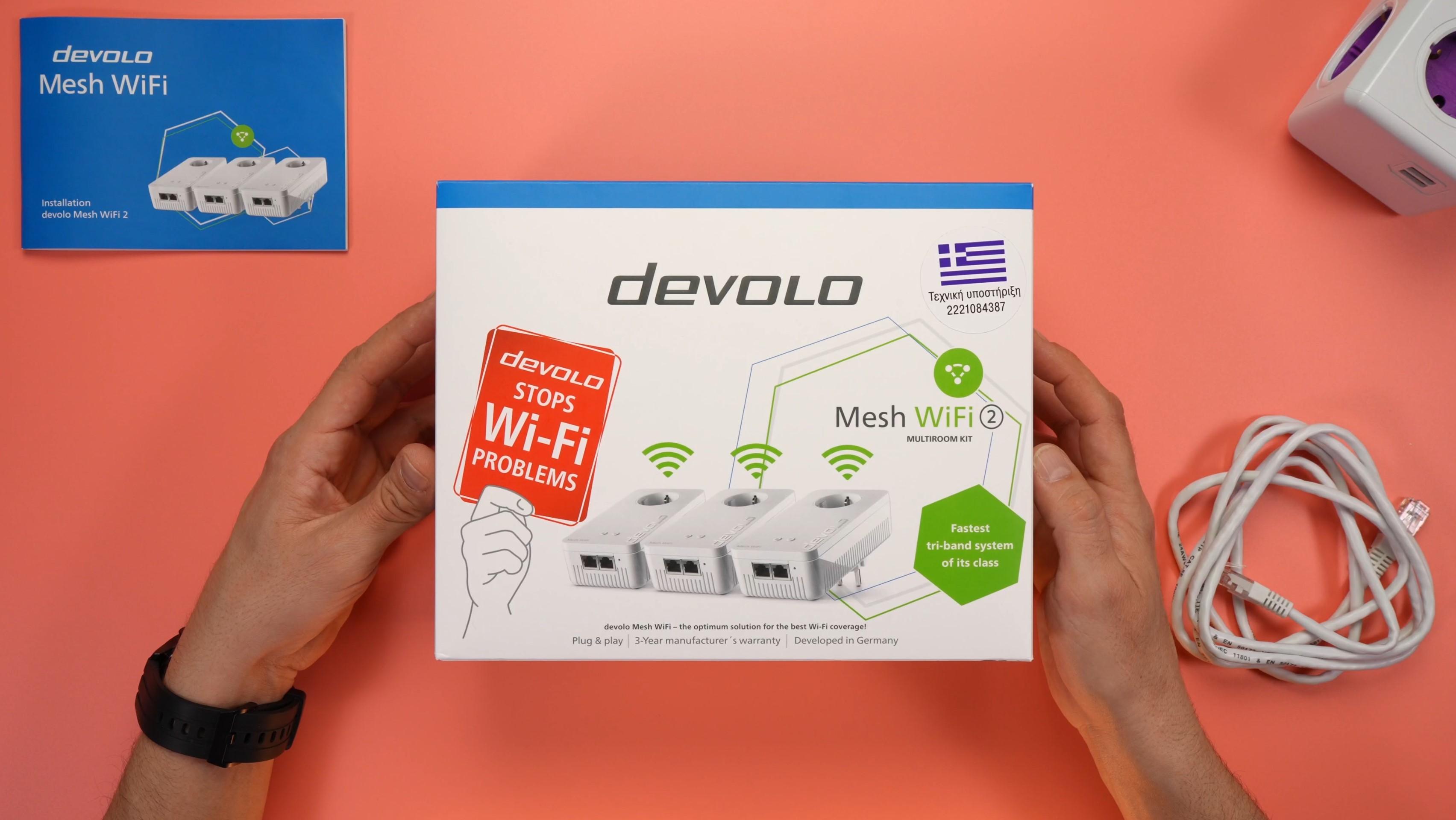 devolo Mesh WiFi 2 review Vlachakis Techblog
