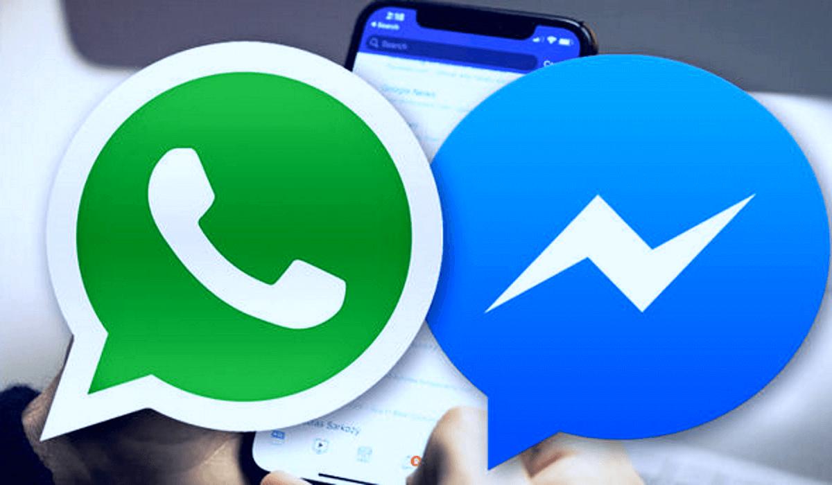 Πλησιάζει η ένωση Facebook και WhatsApp Messenger;