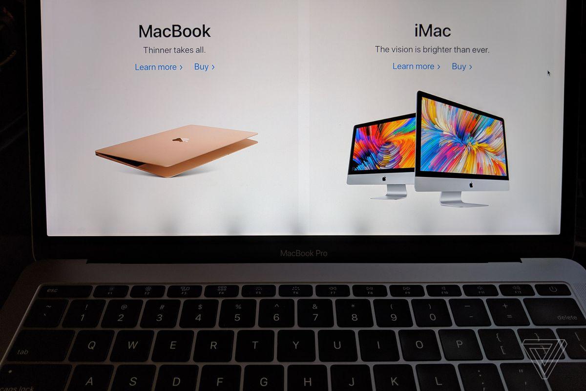 H Apple φέρεται να γνώριζε για το ζήτημα της οθόνης των MacBook