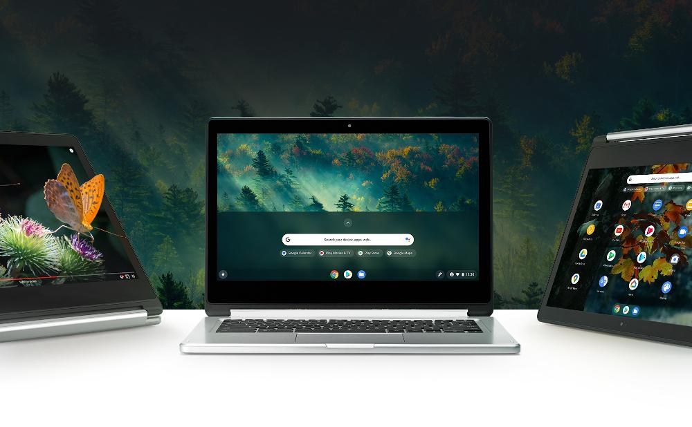 Έρχονται Chromebooks με γραφικά NVIDIA και CPU MediaTek