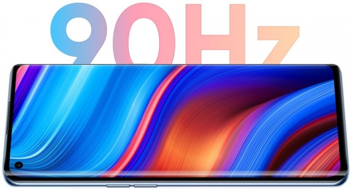 Ανακοινώθηκε το Realme X7 Pro Ultra με κυρτή οθόνη