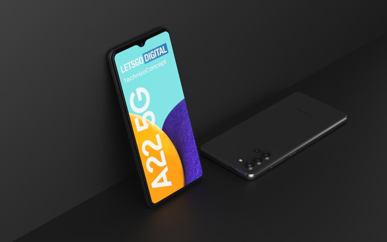 Tο Samsung Galaxy A22 5G εμφανίζεται στo Geekbench