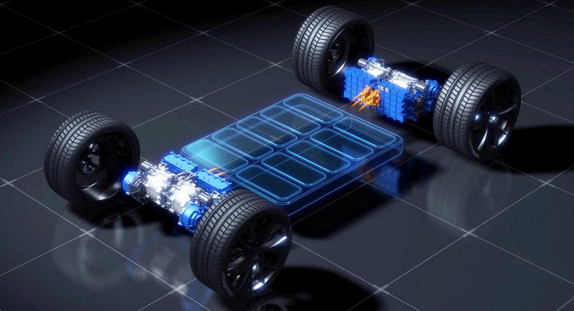 Yamaha crea un motor eléctrico de alto rendimiento