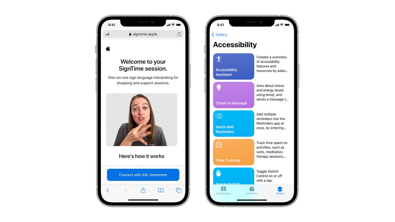 Διευκόλυνση χρήσης iPhone με τον Accessibility Assistant της Apple