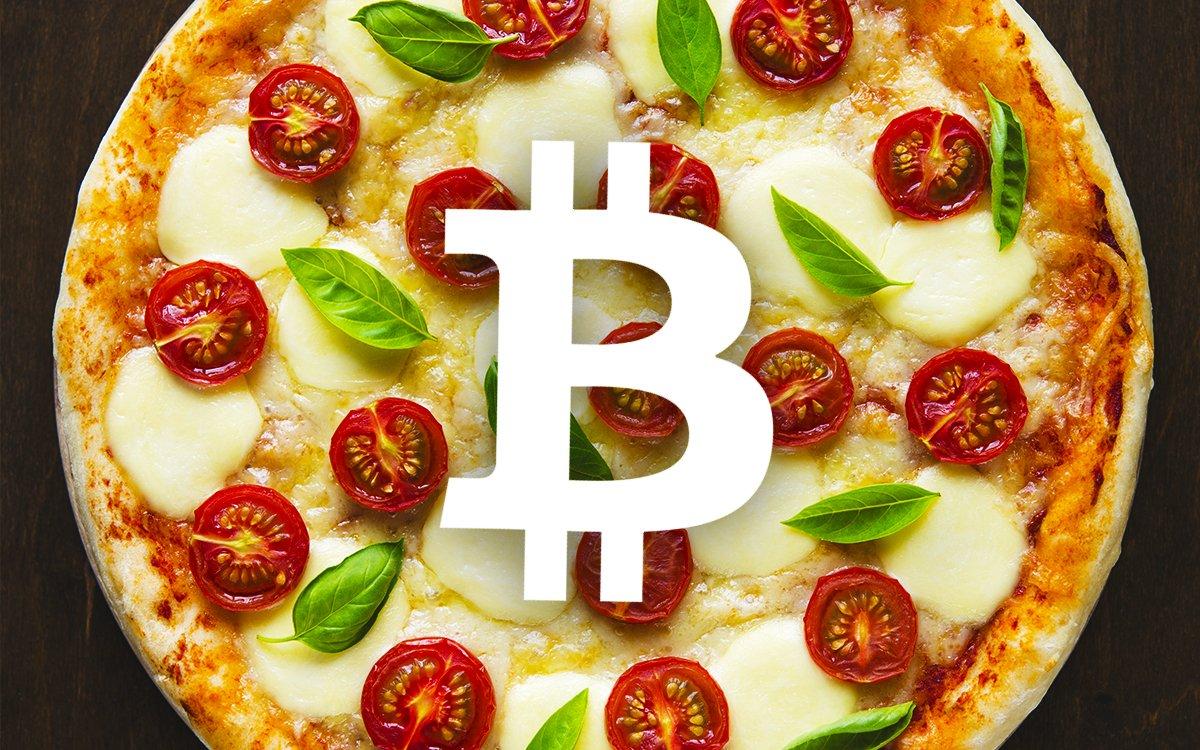 Τη λένε Bitcoin Pizza αλλά δεν δέχεται πληρωμές με Bitcoin...