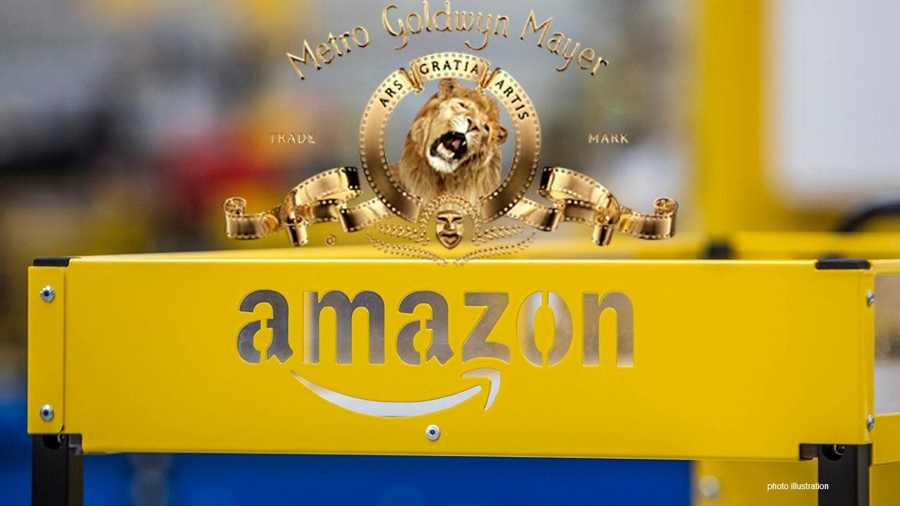 Η Amazon συζητά το ενδεχόμενο εξαγοράς της MGM