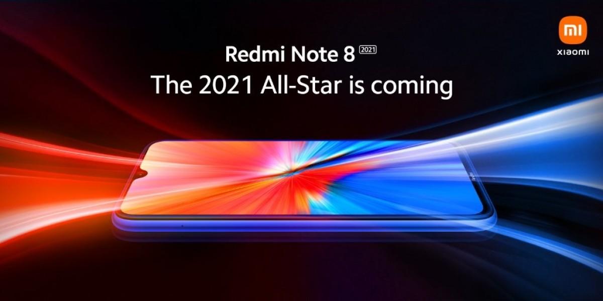 Αποκαλύψεις για το επερχόμενο Xiaomi Redmi Note 8 2021