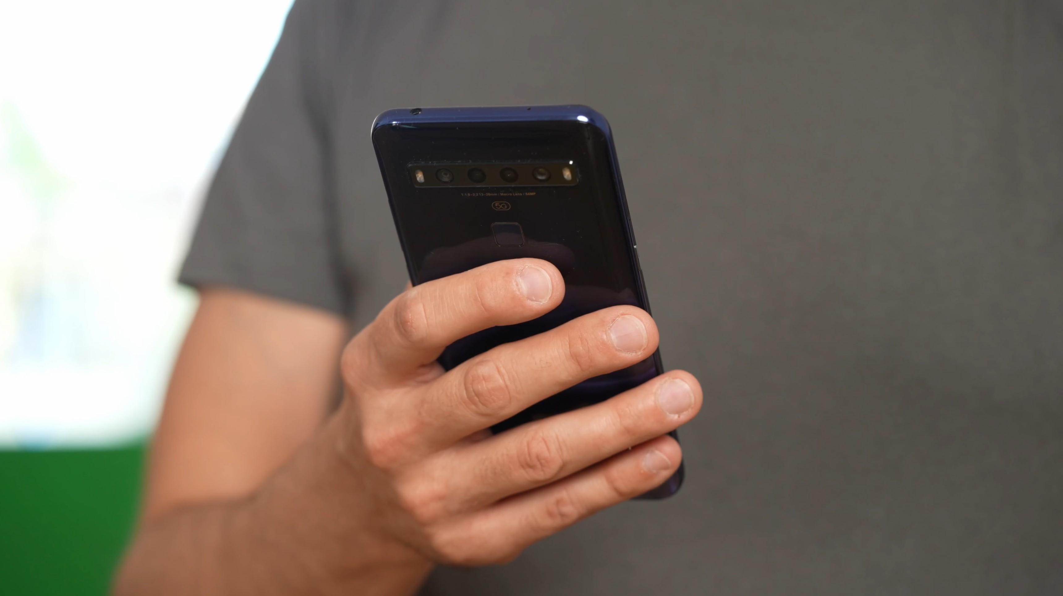 TCl 10 5G Review Vlachakis Techblog