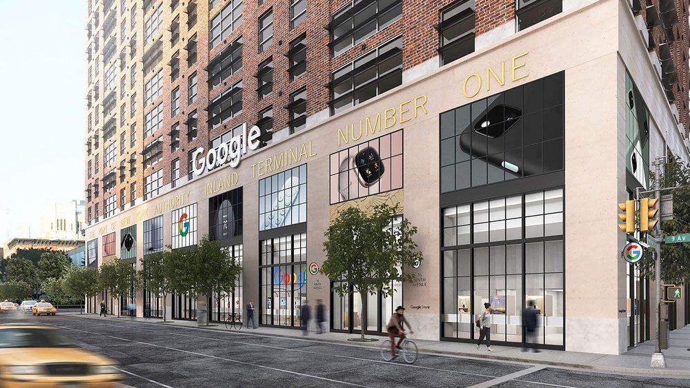 Το πρώτο Google Store θα ανοίξει το καλοκαίρι στη Νέα Υόρκη