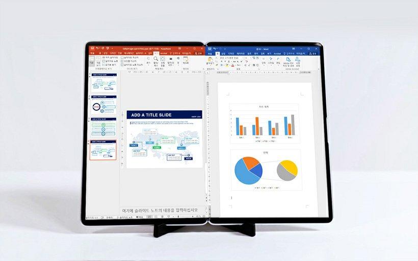 H Samsung ετοιμάζει 17ιντσο foldable για το Display Week 2021
