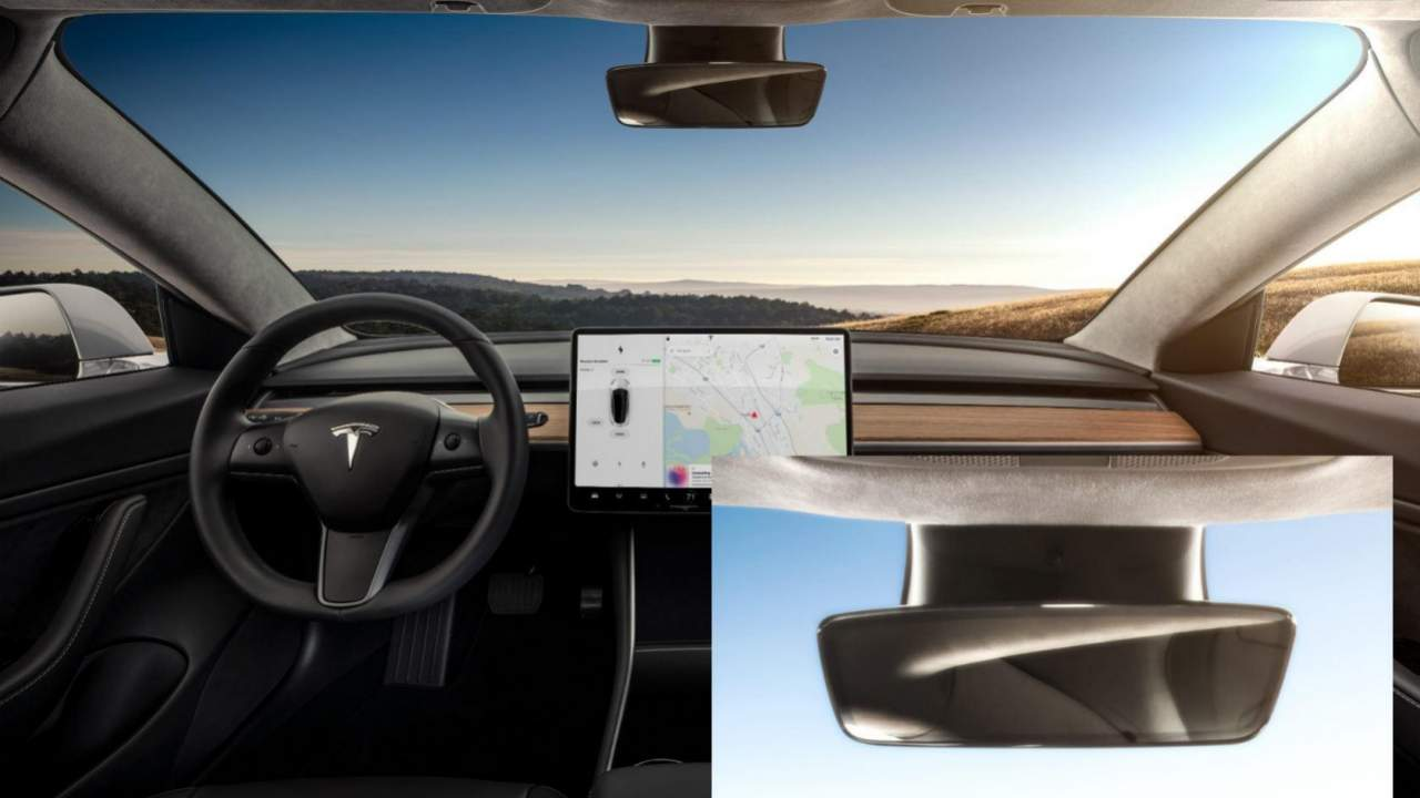 H Tesla ενεργοποιεί τις κάμερες για τον έλεγχο του Autopilot