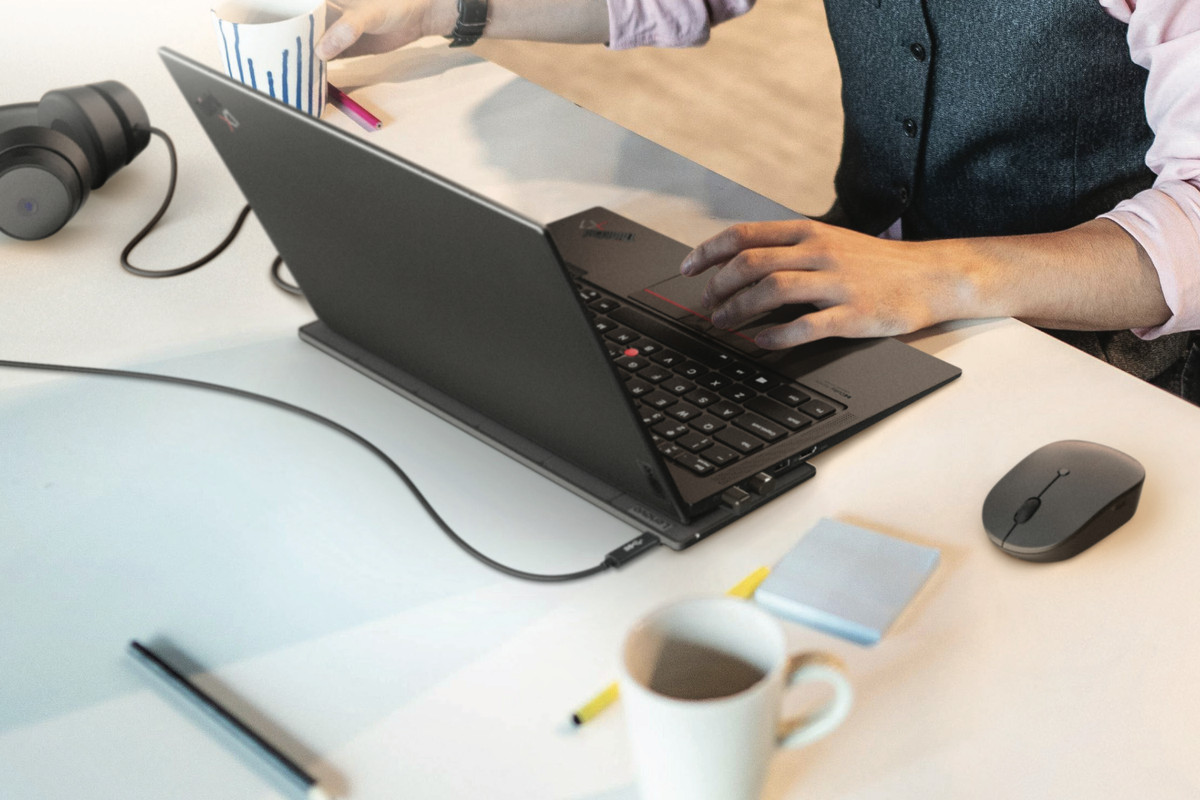 Lenovo Go Wireless Charging Kit: Ασύρματη φόρτιση για κάθε laptop