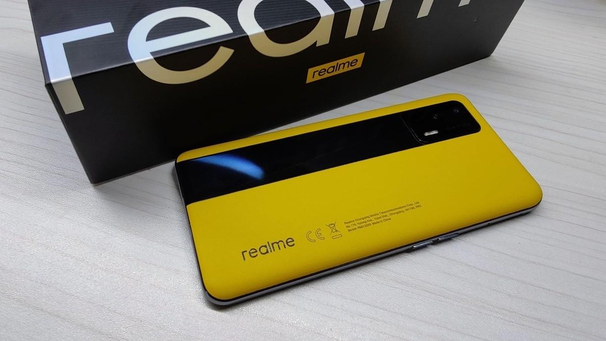 To Realme GT επιβεβαιώνεται ότι θα έρθει στην Ευρώπη