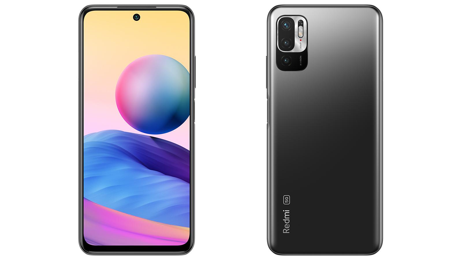 Redmi Note 10 5G revealed
