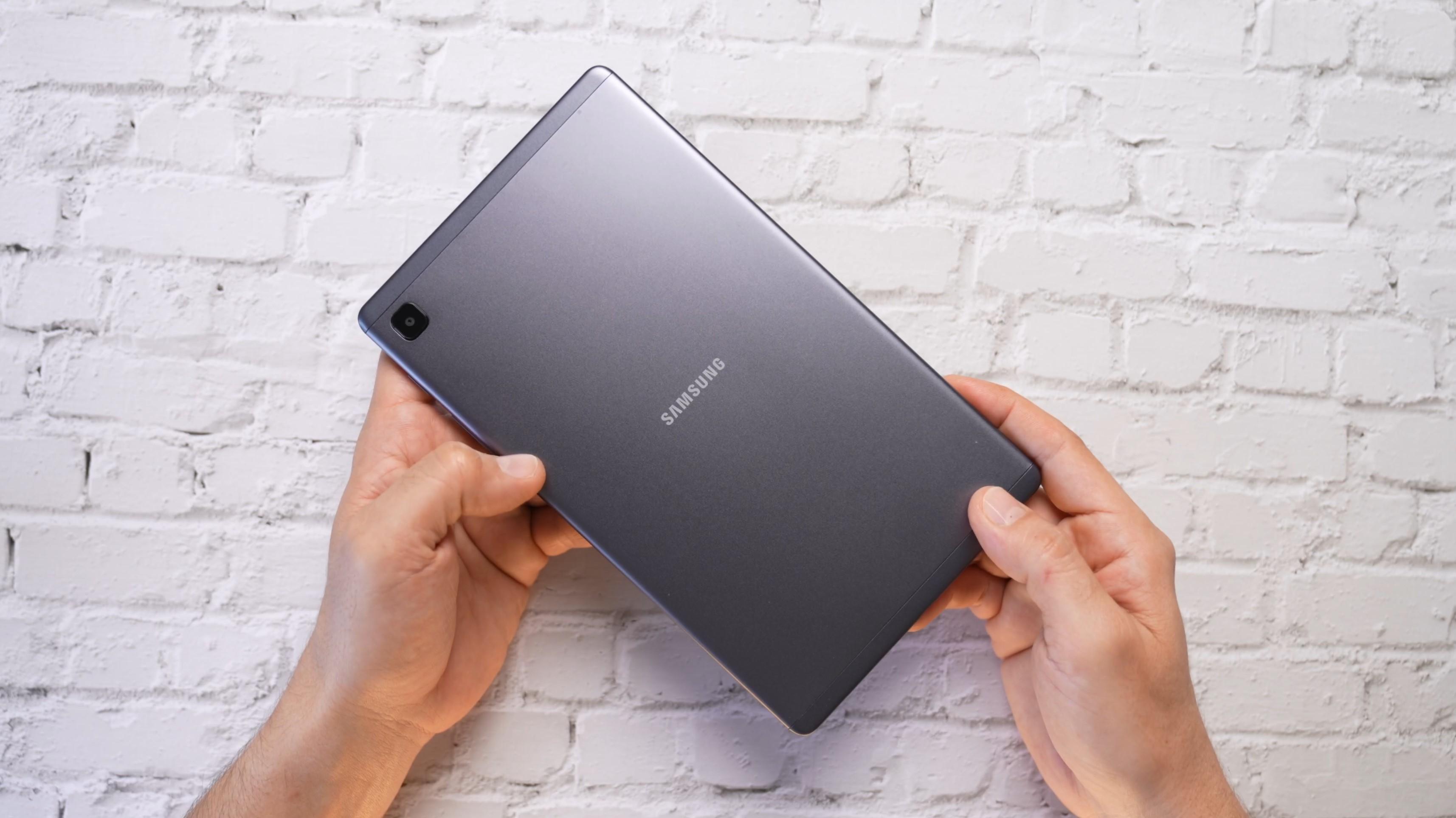 Samsung Galaxy Tab A7 lite review Vlachakis Techblog