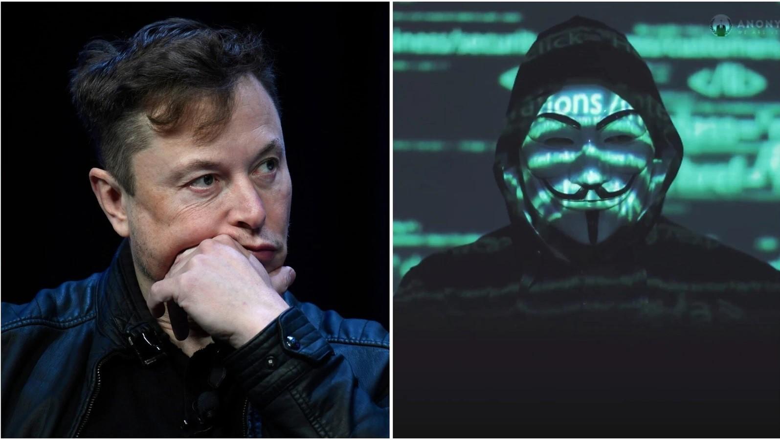 Επίθεση των Anonymous σε Tesla και Elon Musk με βίντεο