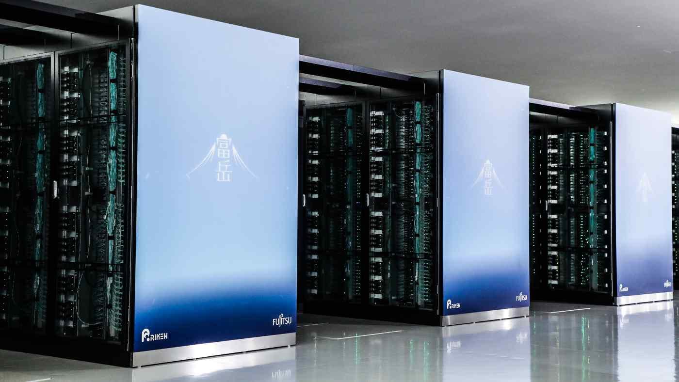 Fugaku: Ο πιο γρήγορος υπερυπολογιστής στον κόσμο