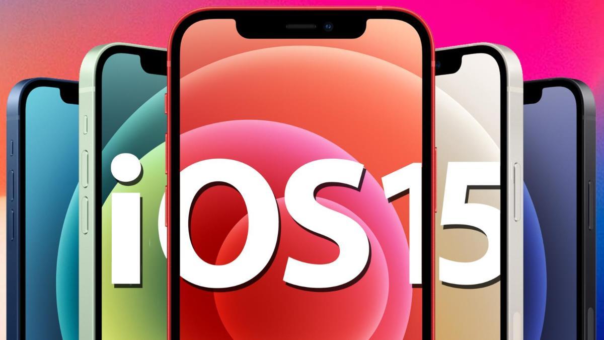 iOS 15: Μικρότερος ρυθμός εγκατάστασης σε σχέση με το iOS 14