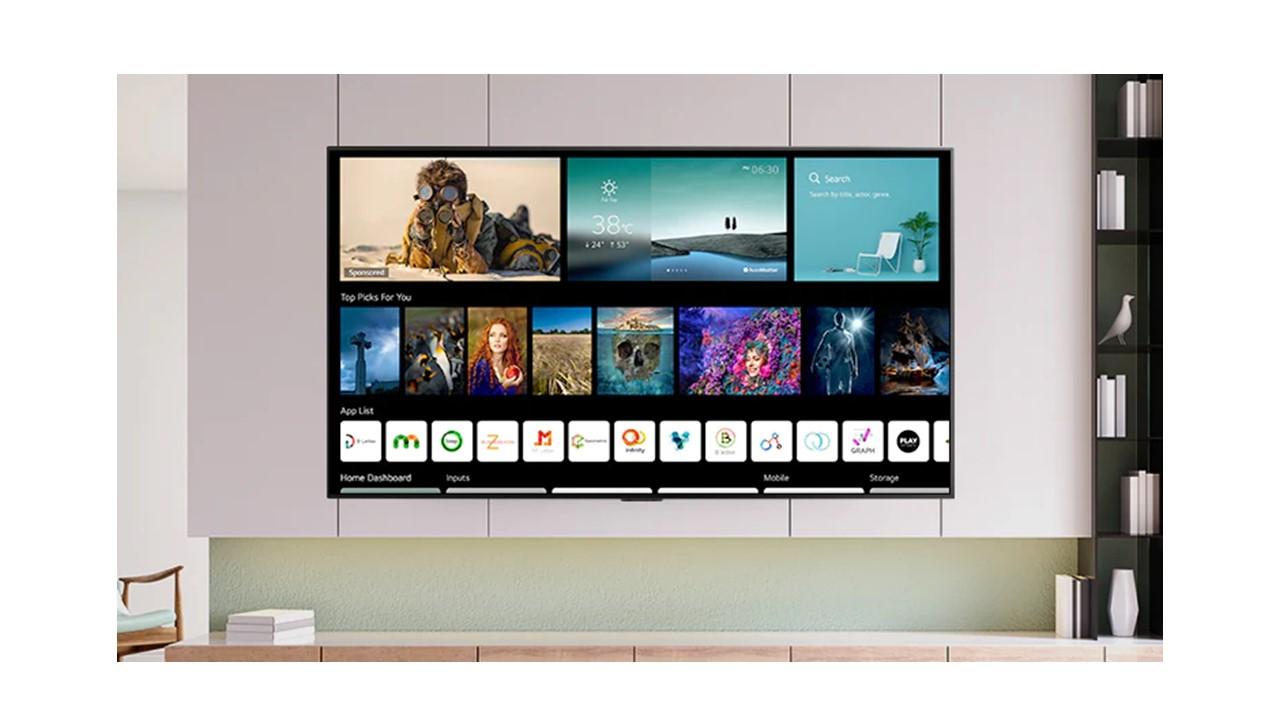 Νέες τηλεοράσεις LG NANO756PA