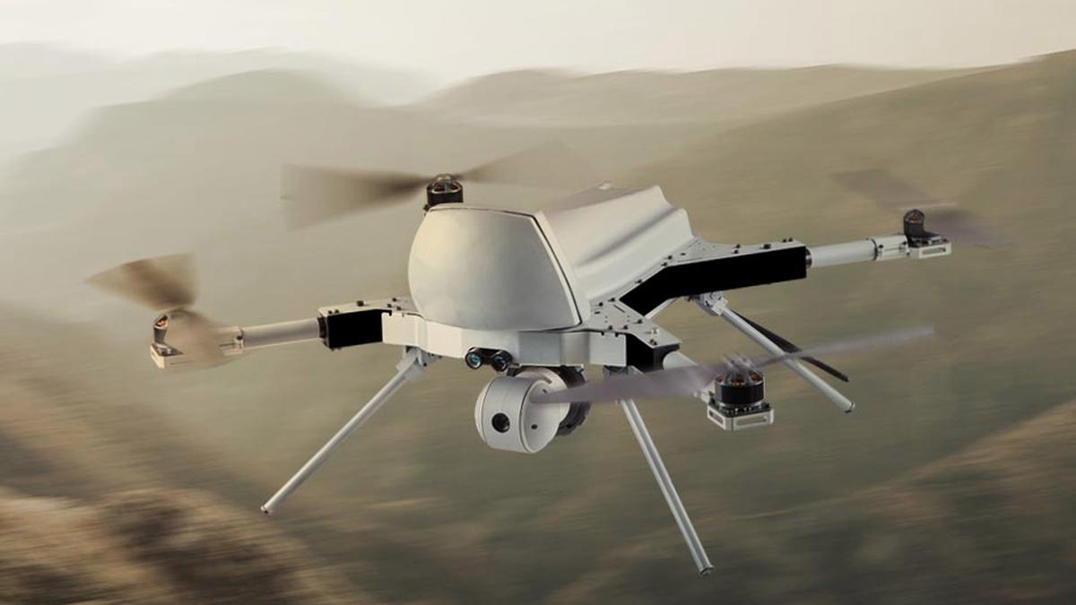 Drone με ΑΙ επιτίθεται για πρώτη φορά σε ανθρώπους χωρίς υποστήριξη