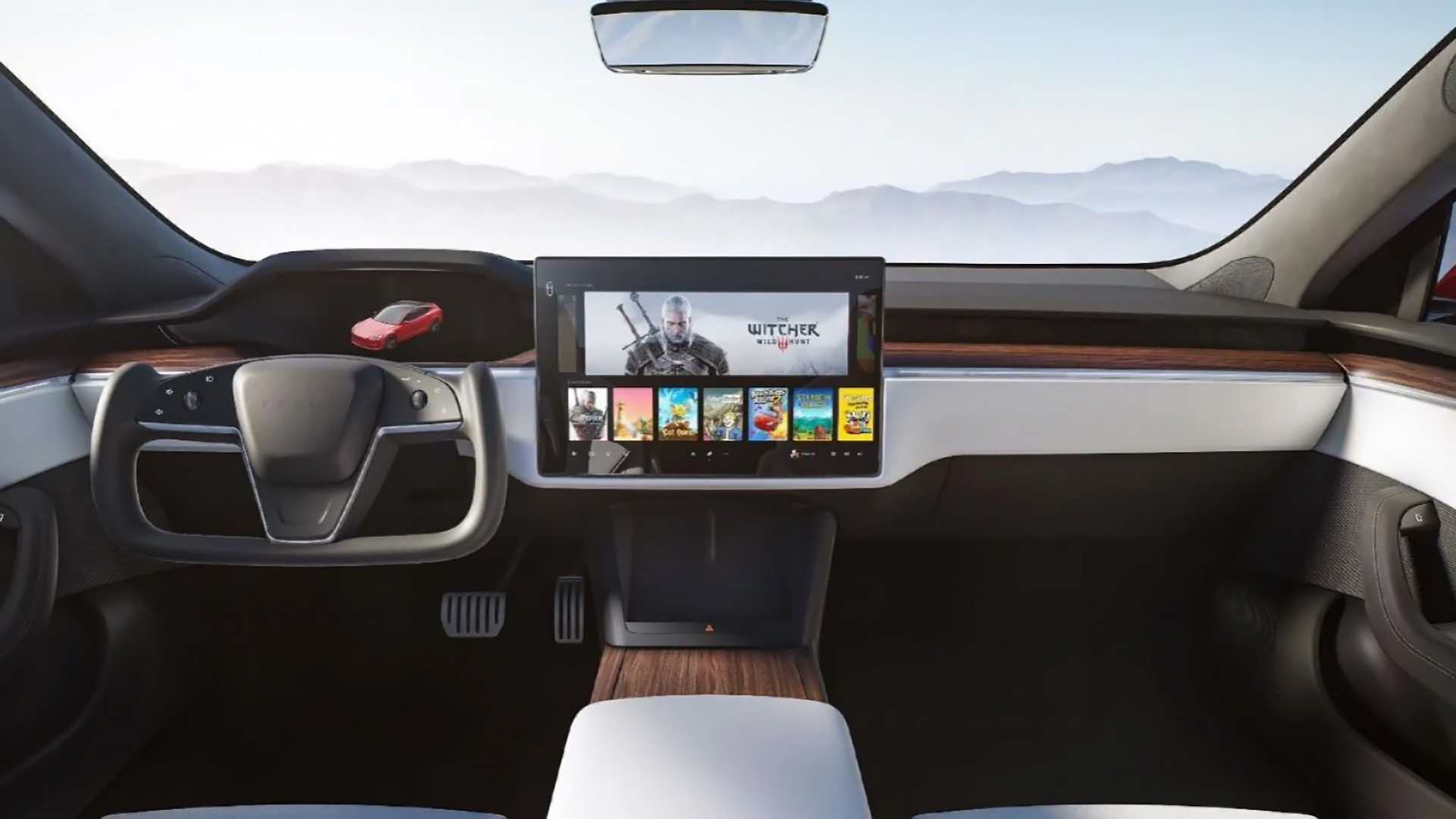 Το σύστημα infotainment των Tesla έχει καρδιά AMD και RDNA 2