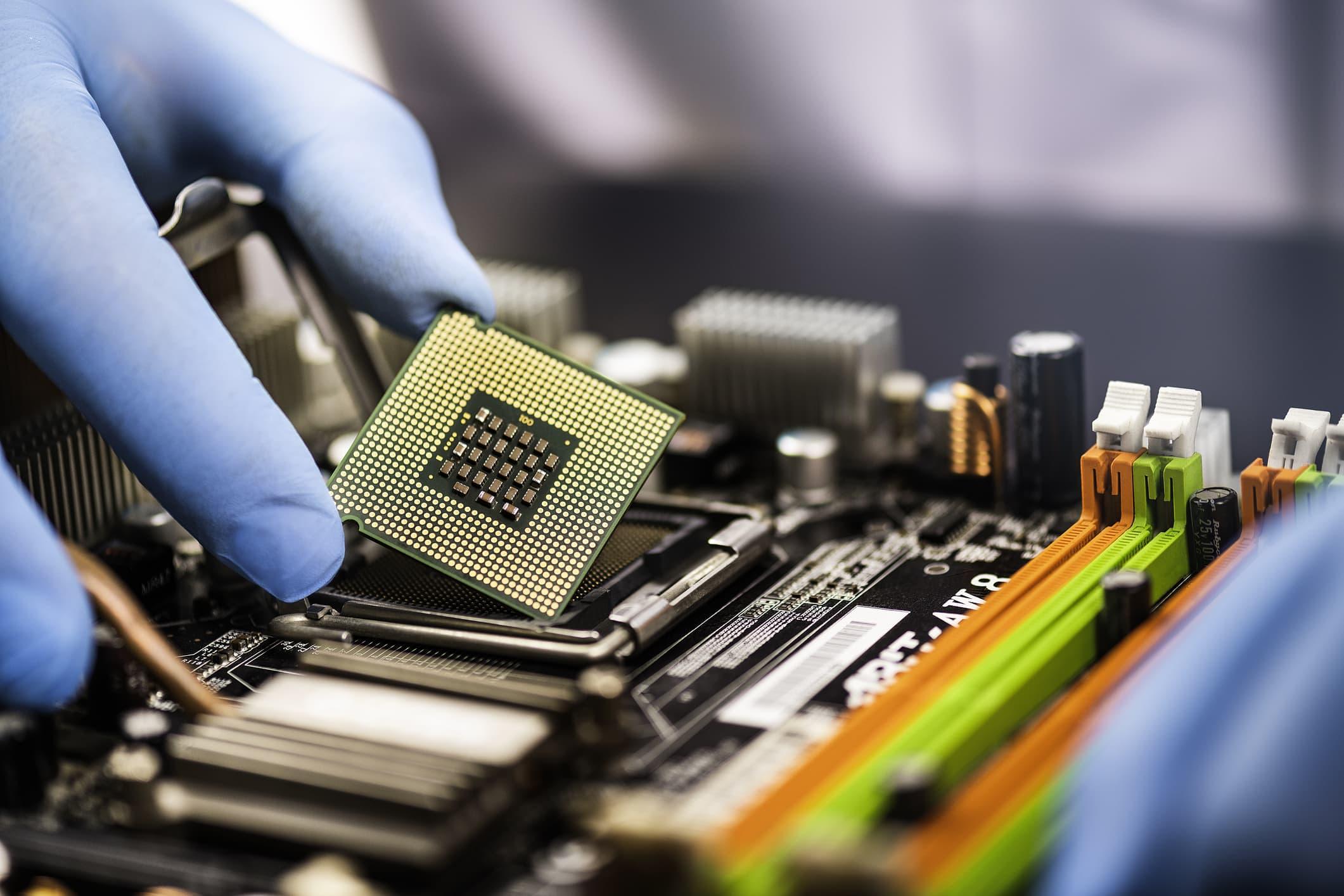 Κινεζικών συμφερόντων εξαγορά βρετανού κατασκευαστή microchips