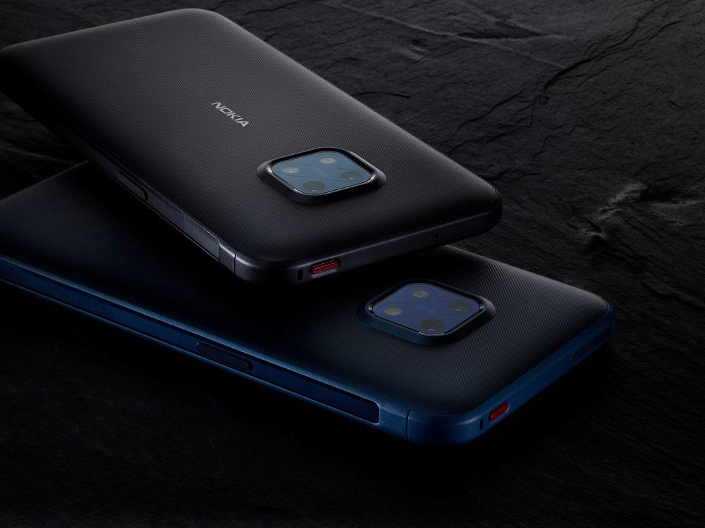 Nokia XR20: Ένα smartphone ανθεκτικό στις κακουχίες