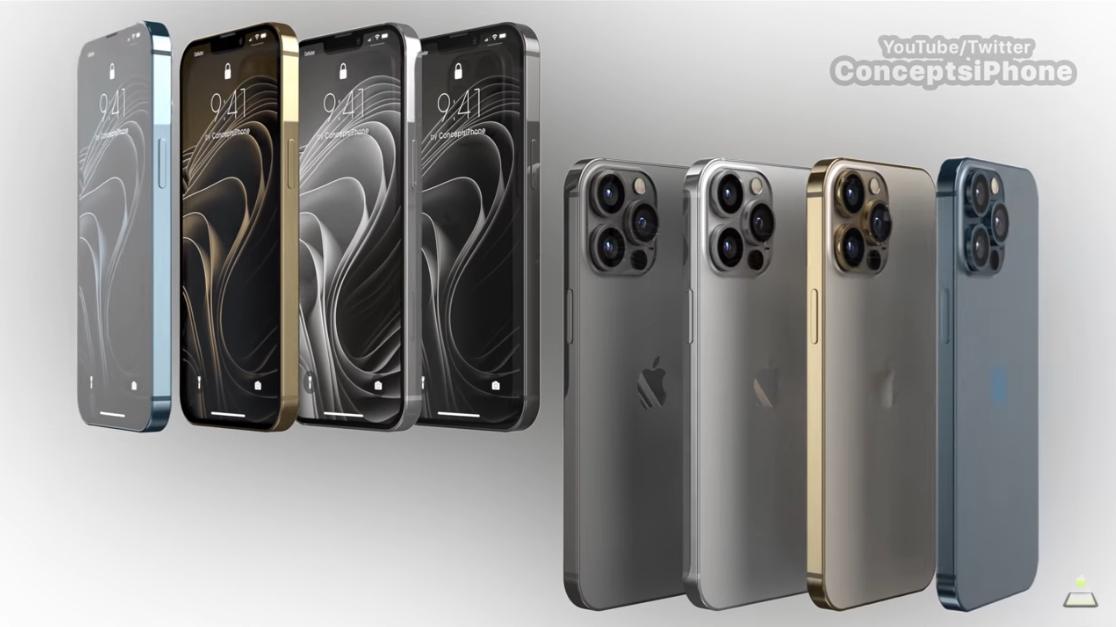 iPhone 13 Pro: Εμφανίζεται σε νέο concept video