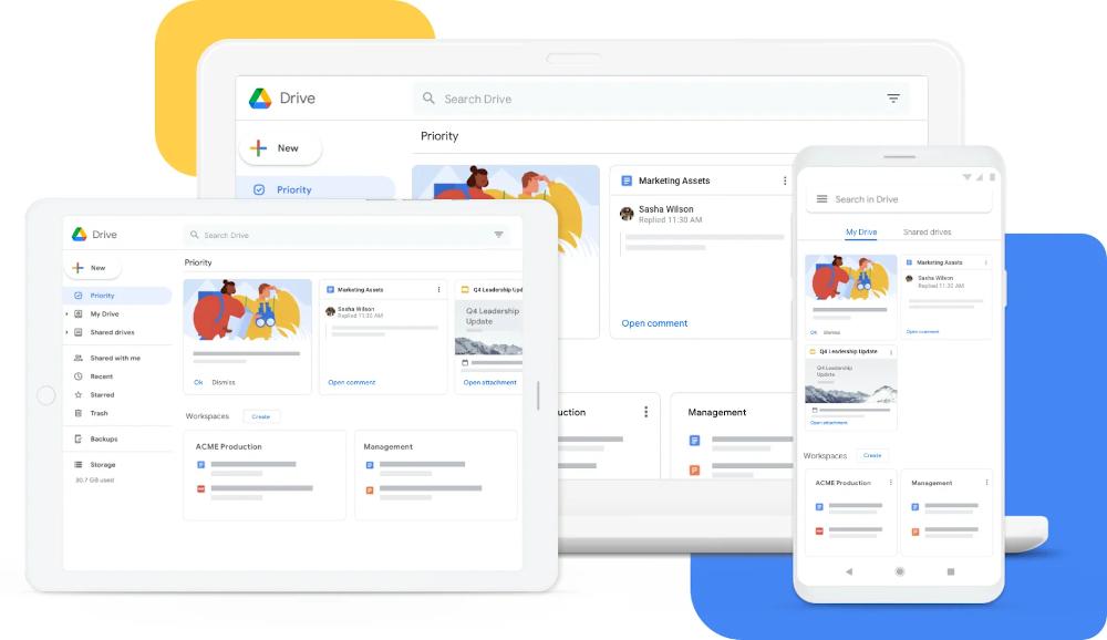 Google Drive for Desktop: Ενοποίηση του Backup και του Sync