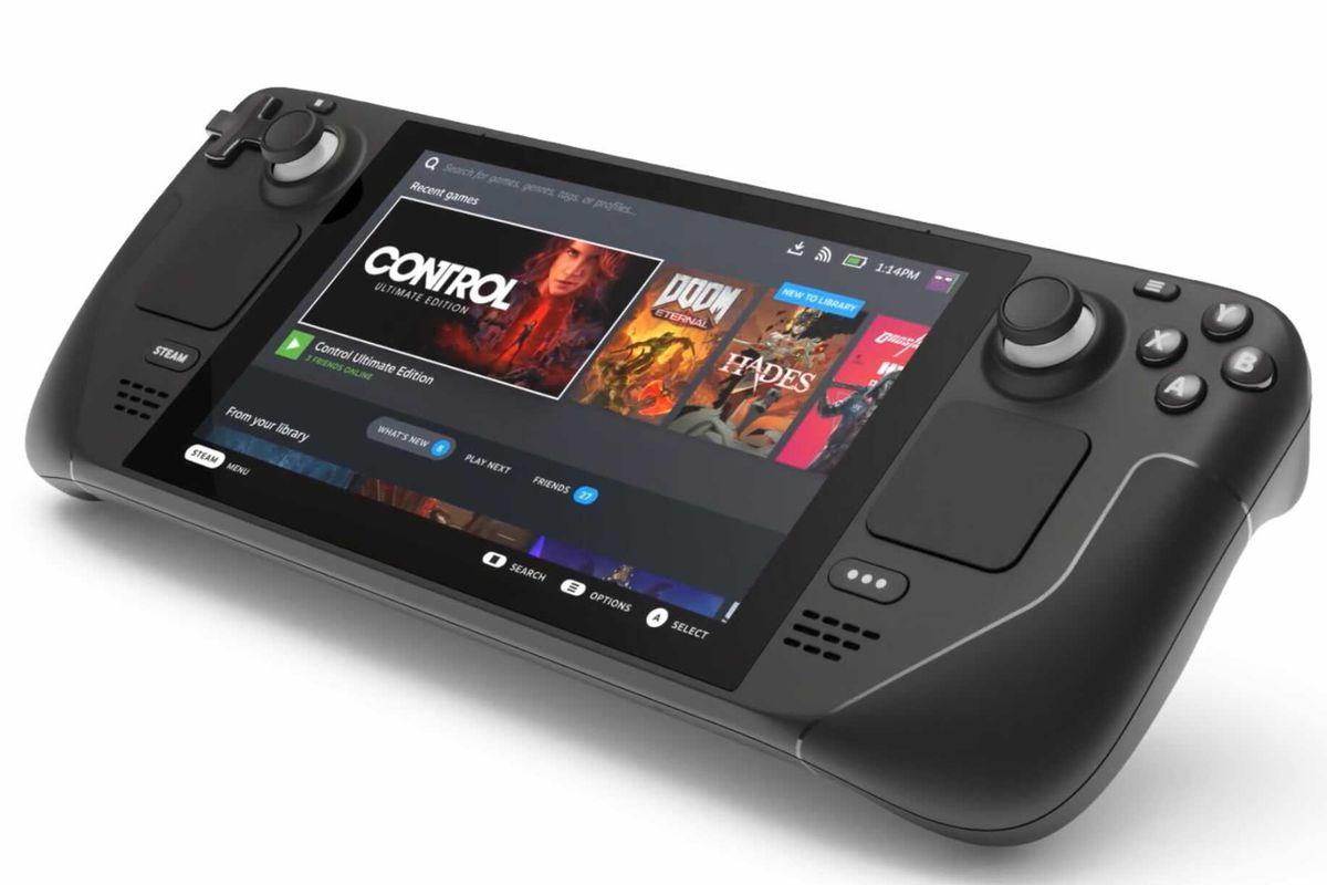 Valve Steam Deck: Ένα gaming handset υψηλών δυνατοτήτων