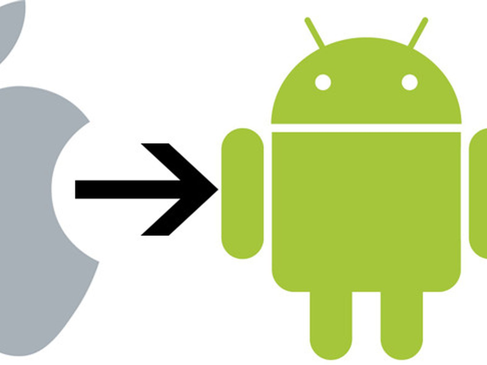 Google: Ετοιμάζει ένα Switch to Android app για το iOS