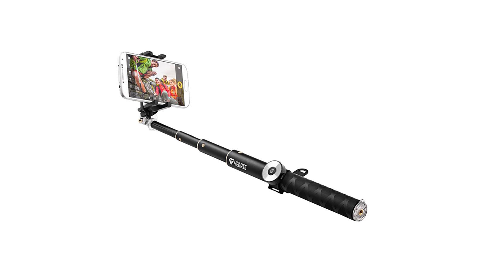 Yenkee BT Selfie Stick with Remote