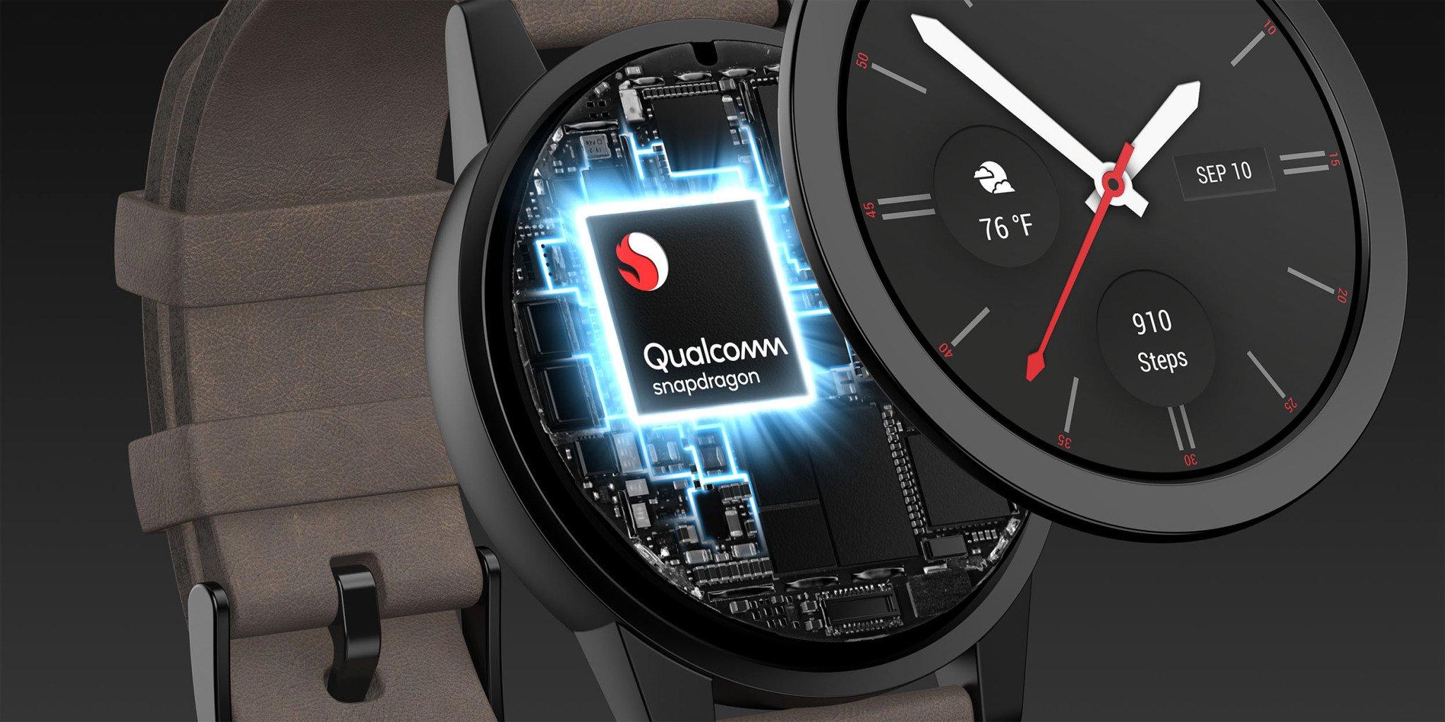 H Qualcomm ετοιμάζει τον Snapdragon Wear 5100