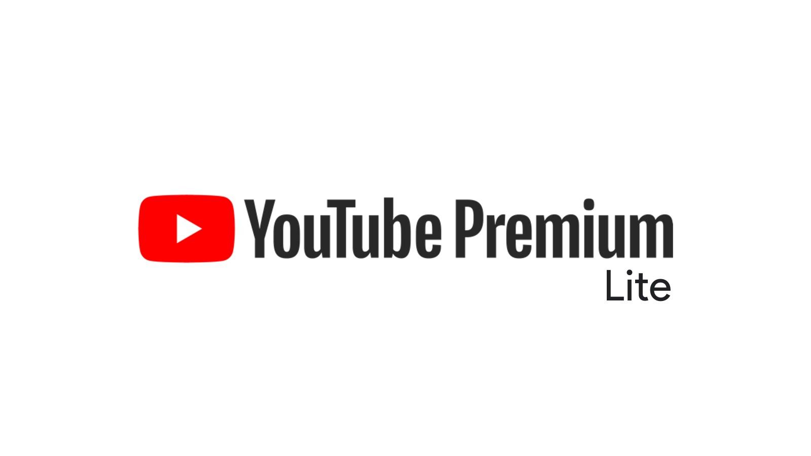 YouTube Premium Lite: Προσιτή συνδρομή χωρίς διαφημίσεις