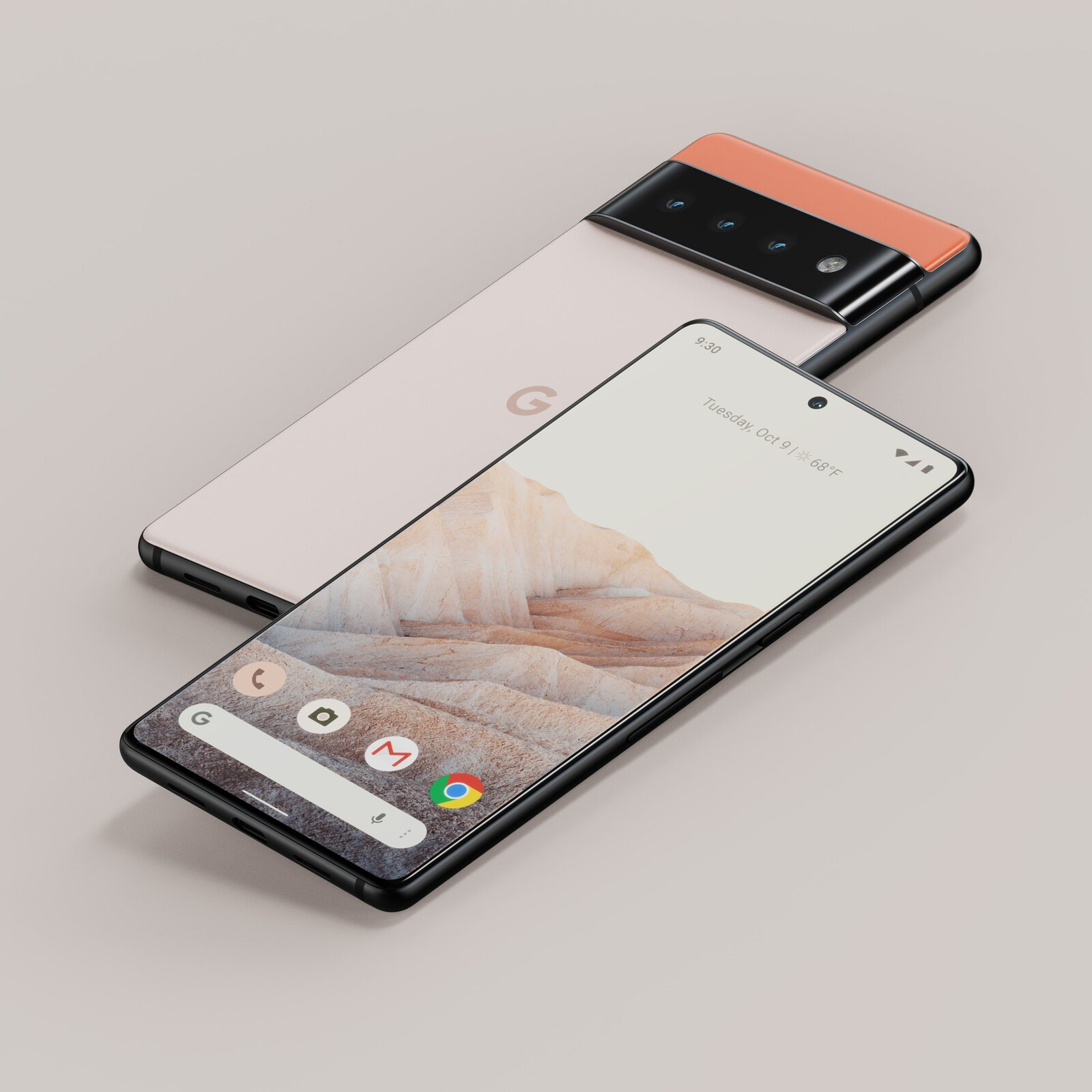 Google Pixel 6 Pro: It will move in the category of 1000 euros