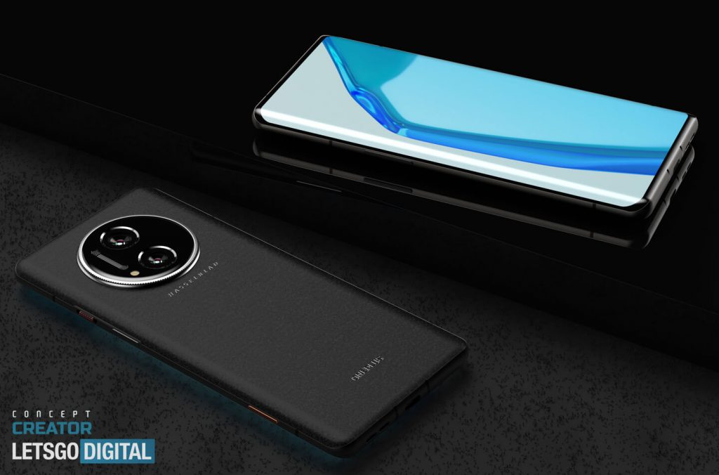 OnePlus 10 Pro concept: Κυκλική κάμερα στο πίσω μέρος