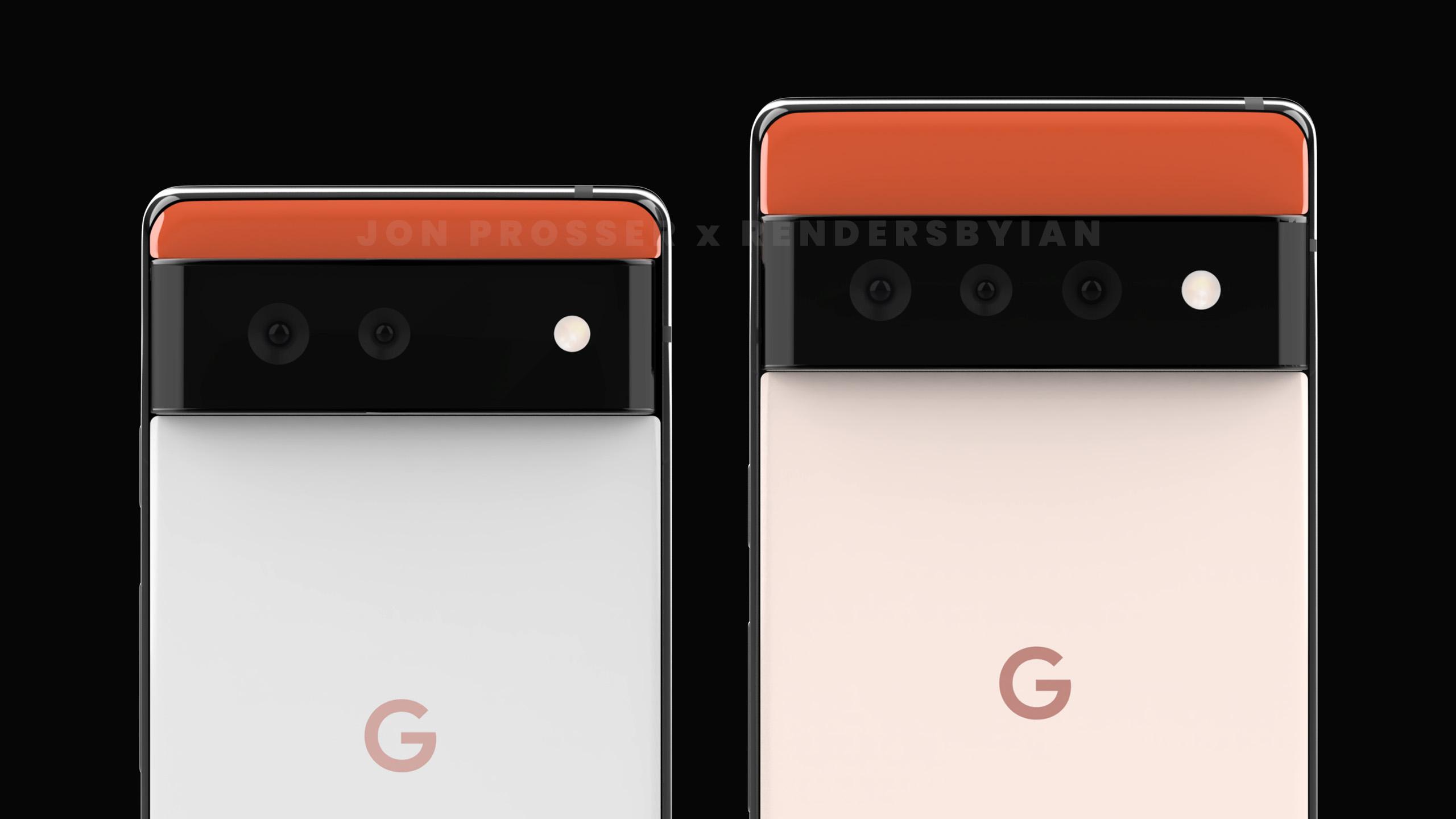 Pixel 6 και 6 Pro: Οι high end προτάσεις της Google με καρδιά Tensor